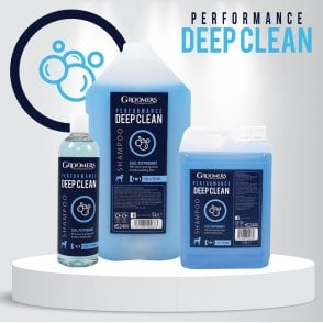 Groomers Performance Deep Clean Shampoo
