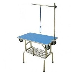 Groomers Portable Trolley Table