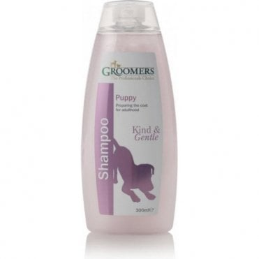 Groomers Puppy Shampoo - Retail