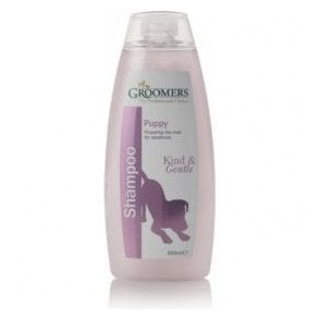 Groomers Puppy Shampoo - Retail Size (300ml)