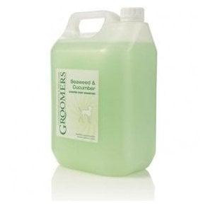 Groomers Seaweed & Cucumber Shampoo