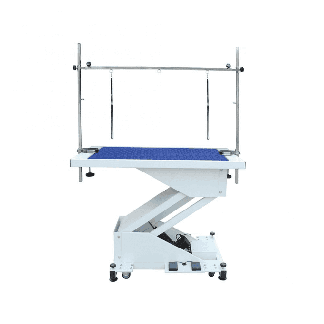 Groomers Selekta Electric Table - Blue