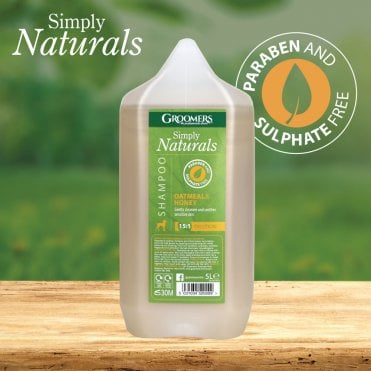 Groomers Simply Naturals Oatmeal and Honey Shampoo