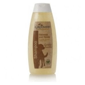 Groomers Simply Naturals Oatmeal and Honey Shampoo - Retail