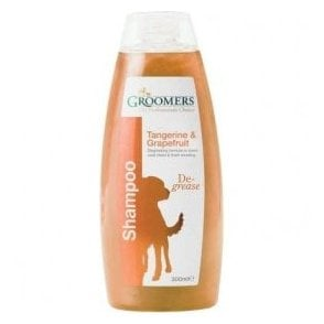 Groomers Tangerine and Grapefruit Shampoo - Retail