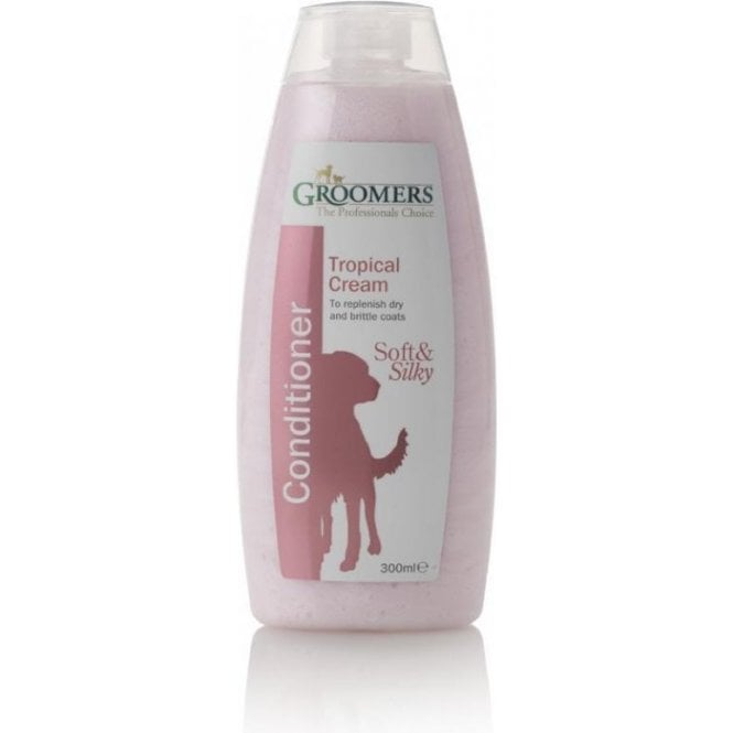 Groomers Tropical Cream Conditioner - Retail