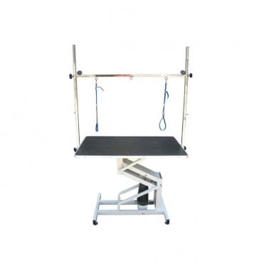 Groomers Vulcan Hydraulic Table - Black Table Top