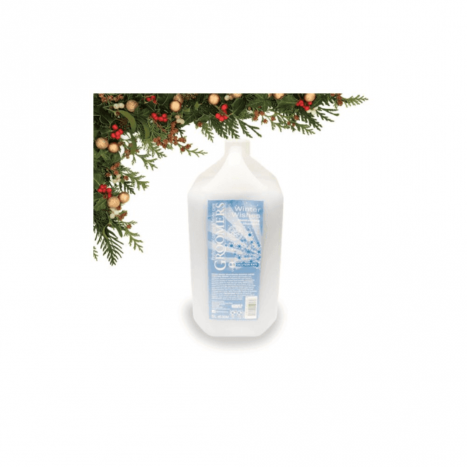Groomers Winter Wishes Limited Edition Shampoo - 5L