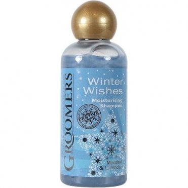 Groomers Winter Wishes Limited Edition Shampoo - NEW