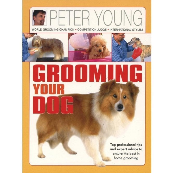 Grooming Your Dog Book