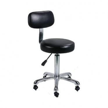 GroomX Deluxe Stool with Back