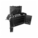 GroomX Medium Grooming Case With Wheels