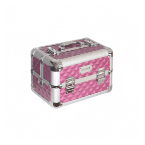 GroomX Mini Portable Grooming Case - Pink - NEW