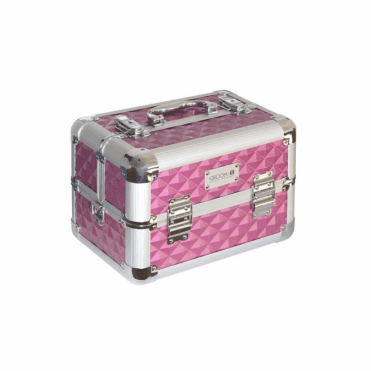 GroomX Mini Portable Grooming Case - Pink