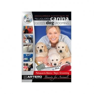 Guide to Basic Dog Grooming DVD