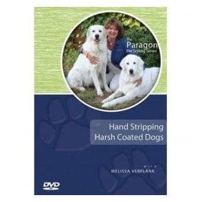 Hand Stripping DVD