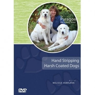 Hand Stripping DVD