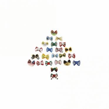 Handmade Christmas Bows