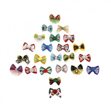 Handmade Deluxe Christmas Bows