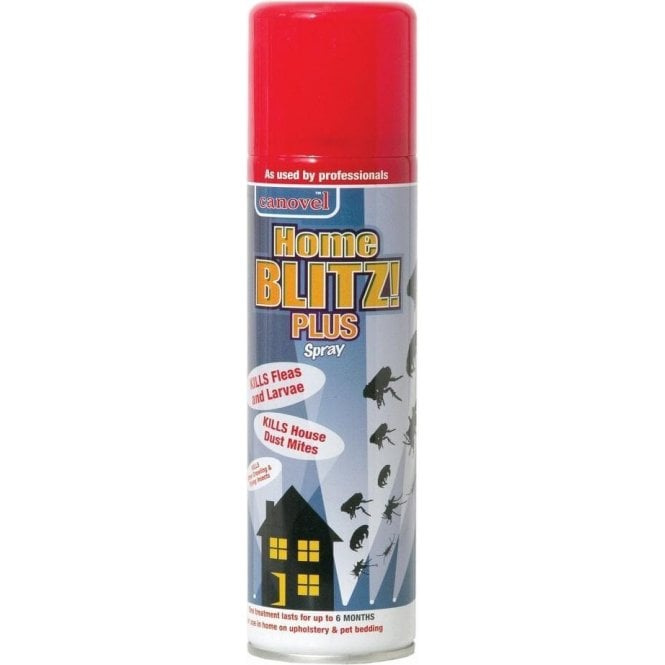 Hatchwells Canovel Home Blitz Plus Spray