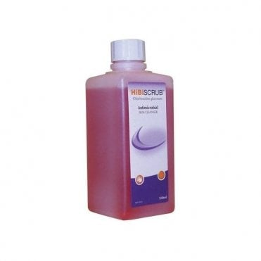 Hibiscrub Antimicrobial Hand Cleanser