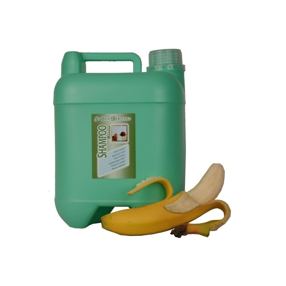Shampoos Iv San Bernard Banana Shampoo 5L