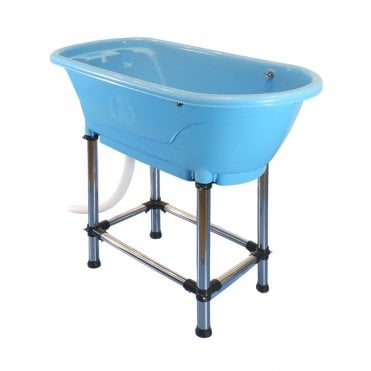 Jupiter Static Midi Bath - Sea Blue