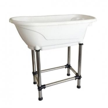 Jupiter Static Midi Bath - White