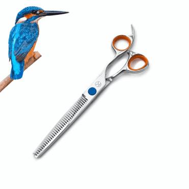 """Kanpeki Kingfisher 7"""" 36T Blending Scissor - NEW"""