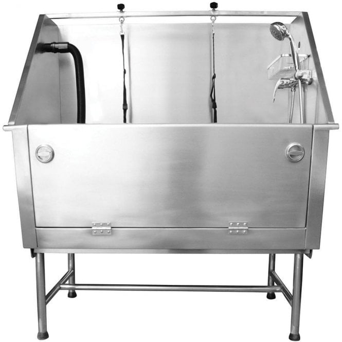 Laguna Stainless Steel Bath