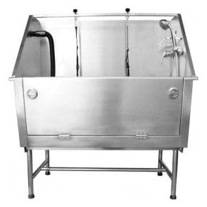 Laguna Stainless Steel Bath