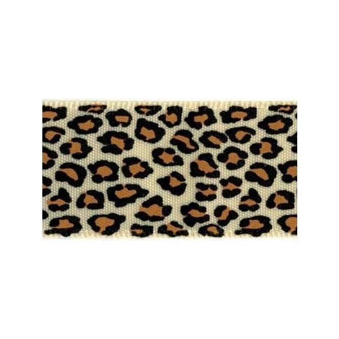 Leopard Skin Ribbon