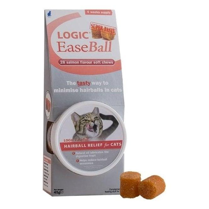 Logic EaseBall Hairball Minimiser for Cats