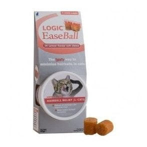 Logic EaseBall Hairball Minimiser for Cats