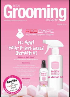 Total Grooming Magazine March 2018