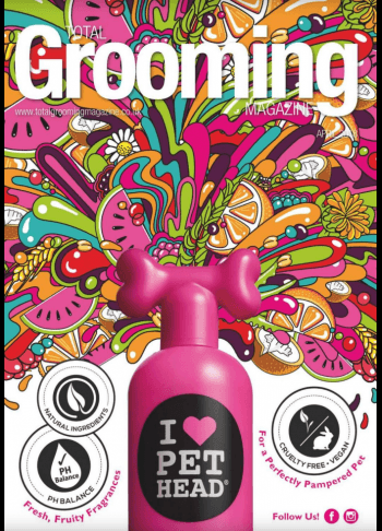 Total Grooming Magazine April 2018
