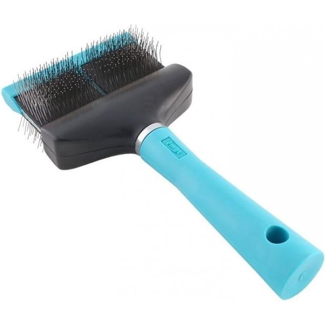 Master Groom Flexible Slicker Brush - Double/Hard