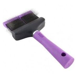 Master Groom Flexible Slicker Brush - Double/Soft