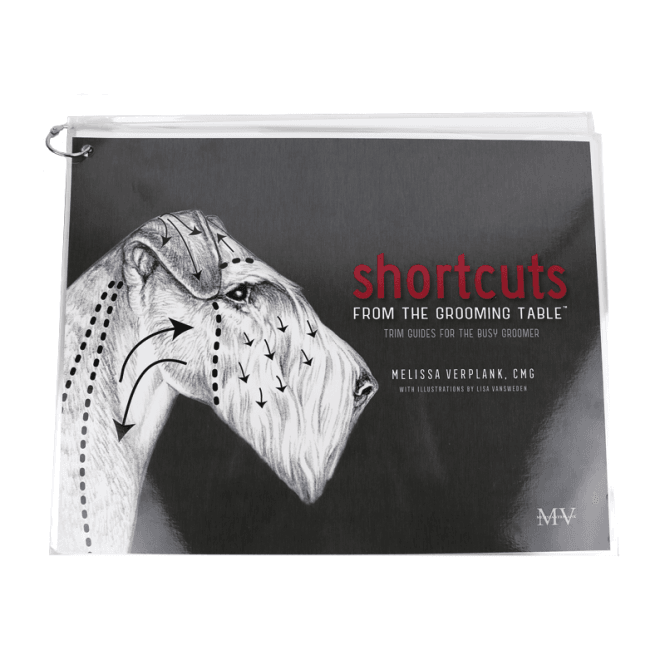 Shortcuts from the Grooming Table Book - NEW
