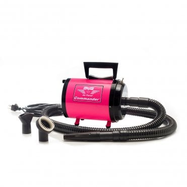 MetroVac Air Force Commander Two Speed Dryer - Hot Pink - NEW