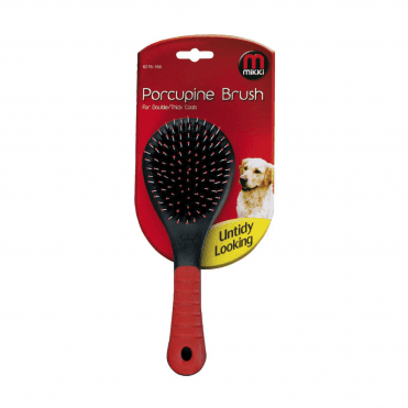 Mikki Porcupine Brush Small