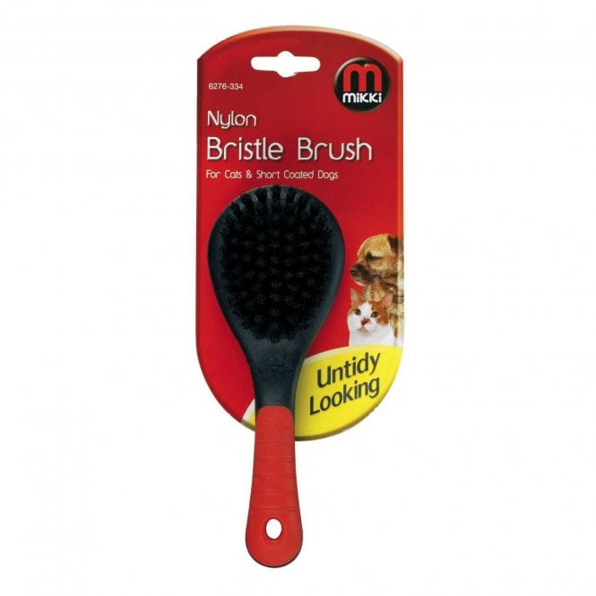 Mikki Small Nylon Bristle Brush