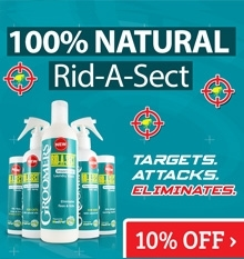 10% OFF RID-A-SECT