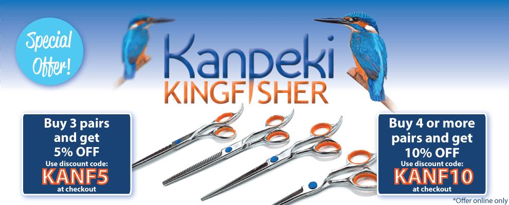 Kanpeki Kingfisher Offer