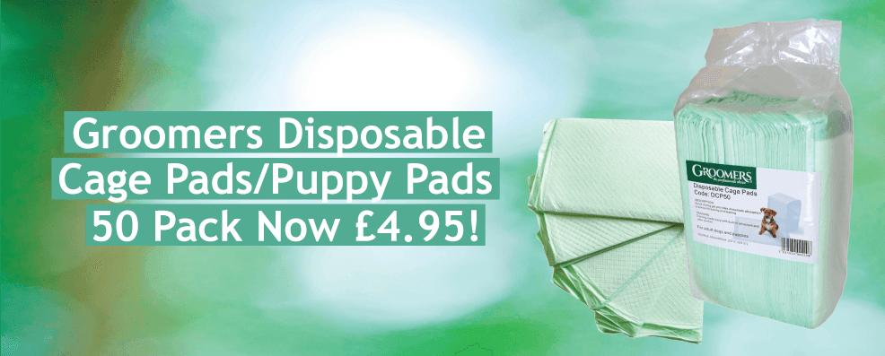 Puppy Pads Offer