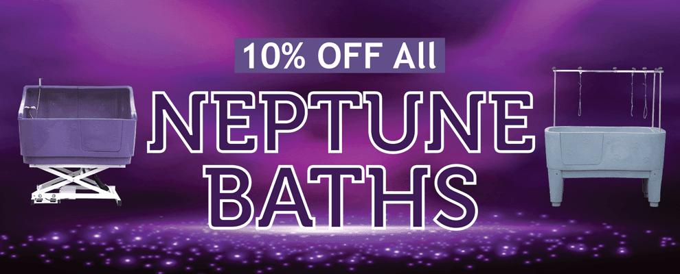 10% Off Neptune Baths