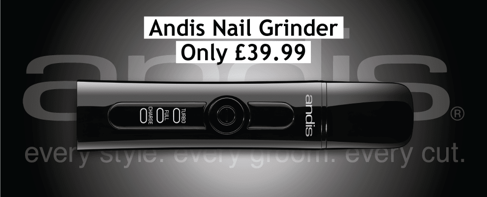 Andis Nail Grinder Offer