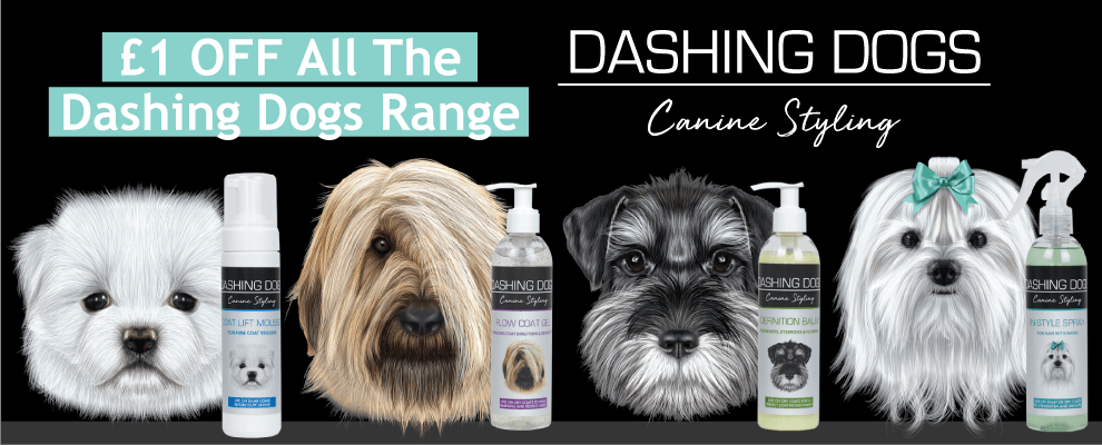 £1 OFF All Of The Dashing Dogs Range