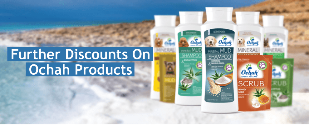 Futher Discounts On Ochah Products