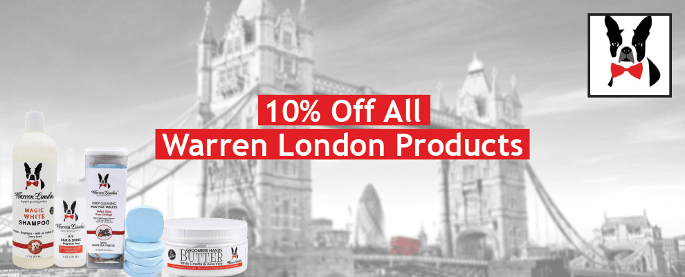 10% Off ALL Warren London Products
